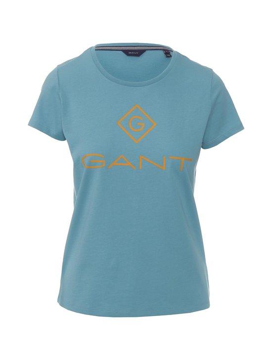 GANT - Logo-paita - 453 SEAFOAM BLUE | Stockmann - photo 1