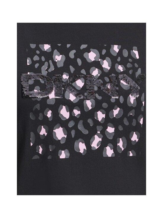 Dkny - T-Shirt Animal -paita - BLK - BLACK   Stockmann - photo 4