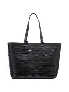 HUGO - Chelsea Shopper-C -nahkalaukku - 001 BLACK | Stockmann