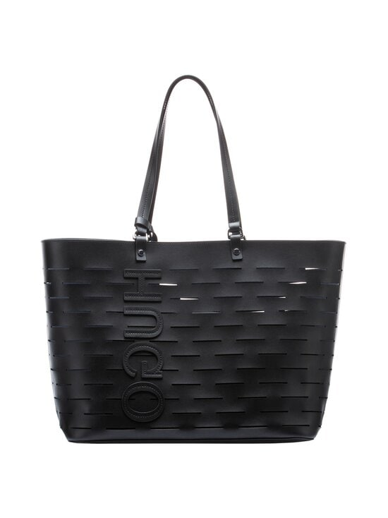 HUGO - Chelsea Shopper-C -nahkalaukku - 001 BLACK | Stockmann - photo 1