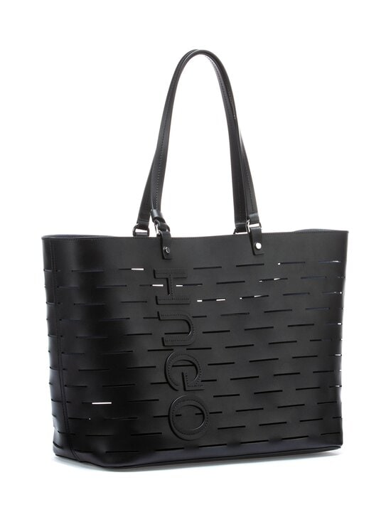 HUGO - Chelsea Shopper-C -nahkalaukku - 001 BLACK | Stockmann - photo 2