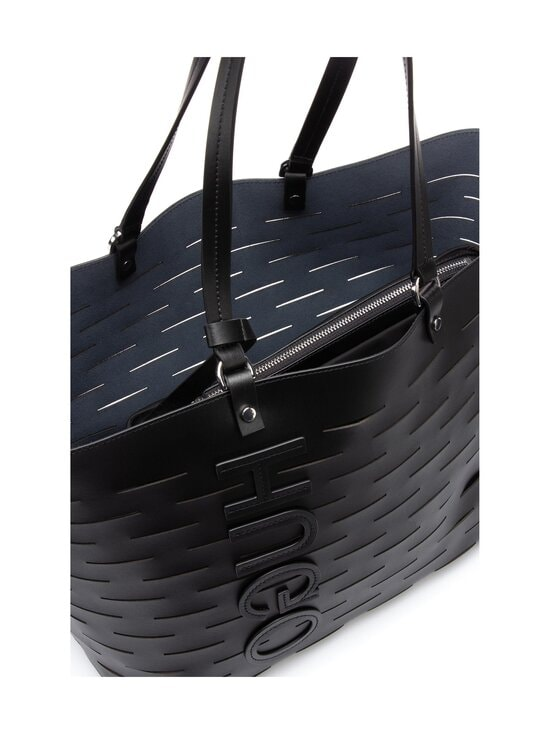HUGO - Chelsea Shopper-C -nahkalaukku - 001 BLACK | Stockmann - photo 3