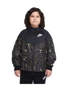 Nike - Windshield-takki - VOLT/BLACK/BARELY VOLT   Stockmann
