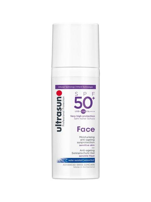 Face SPF 50+ -aurinkosuojavoide kasvoille 50 ml