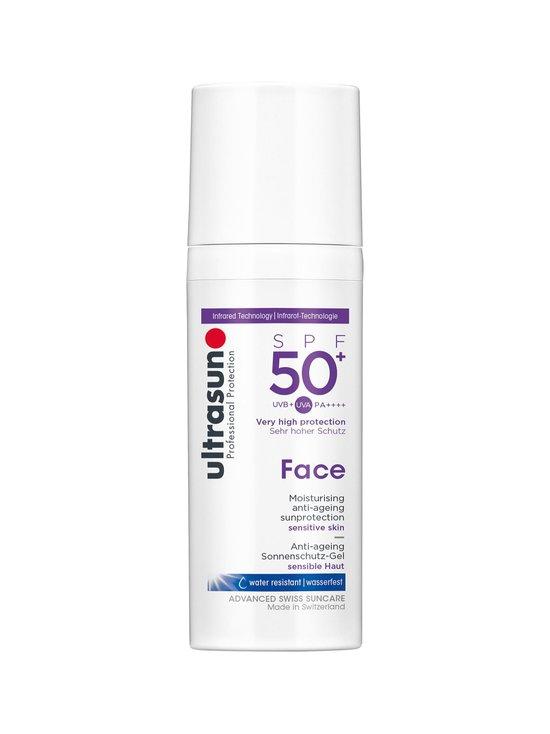 Ultrasun - Face SPF 50+ -aurinkosuojavoide kasvoille 50 ml - null | Stockmann - photo 1