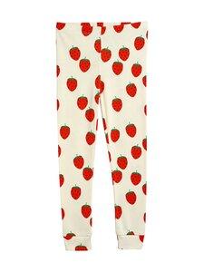 Mini Rodini - Strawberry-leggingsit - OFFWHITE | Stockmann