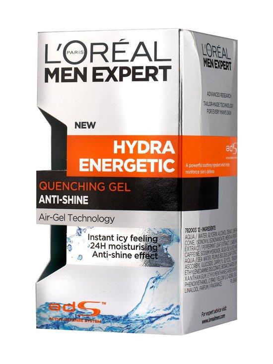 L'ORÉAL MEN EXPERT - Men Expert Hydra Energetic -ultrakosteuttava geeli 50 ml | Stockmann - photo 2