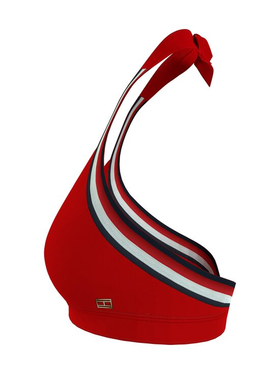 Tommy Hilfiger - TRIANGLE FIXED -bikiniyläosa - XLG PRIMARY RED | Stockmann - photo 4