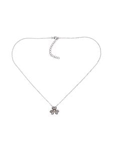 Dfj Collections - Flower Pendant -kaulakoru - SILVER | Stockmann