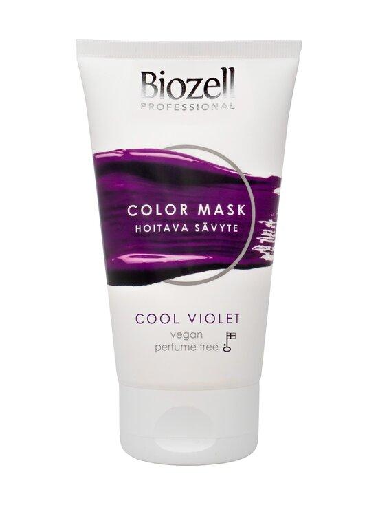 Biozell - Color Mask Cool Violet -sävyte 150 ml - COOL VIOLET   Stockmann - photo 1