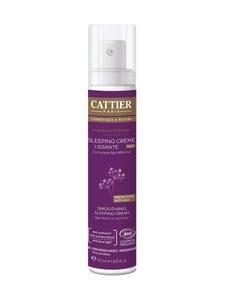 Cattier Paris - Murmure Éternel - Anti-ageing First Wrinkles - Smoothing Sleeping Cream -yövoide 50 ml | Stockmann