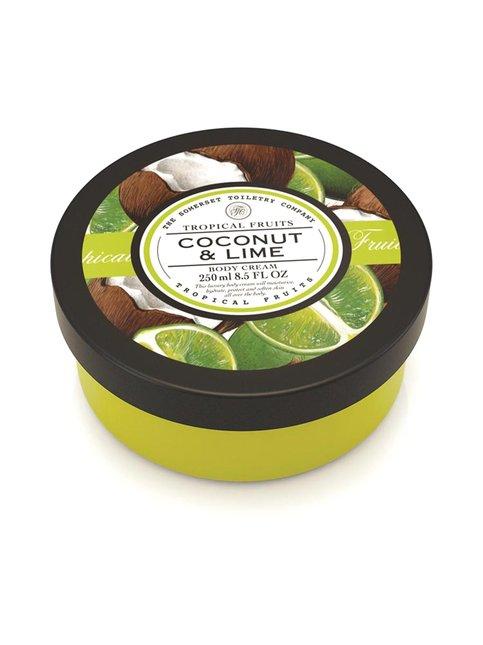Coconut & Lime Body Cream -vartalovoide 250 ml