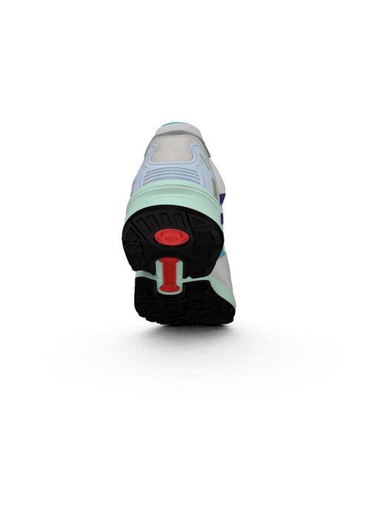 adidas Originals - ZX 8000 -sneakerit - CLOUD WHITE/PURPLE/LIGHT AQUA | Stockmann - photo 6