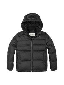 Calvin Klein Kids - Essential Puffer Jacket -toppatakki - BEH CK BLACK | Stockmann