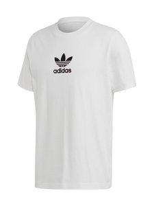 adidas Originals - Premium Tee -paita - WHITE WHITE   Stockmann