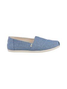 Toms - Alpargata Slub Chambray -kengät - 420 BLUE | Stockmann
