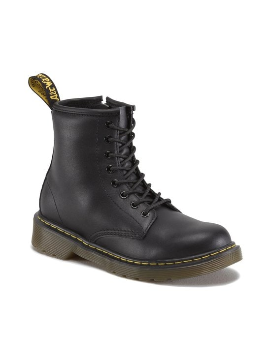Dr. Martens - Delaney Jr -nahkanilkkurit - MUSTA | Stockmann - photo 4