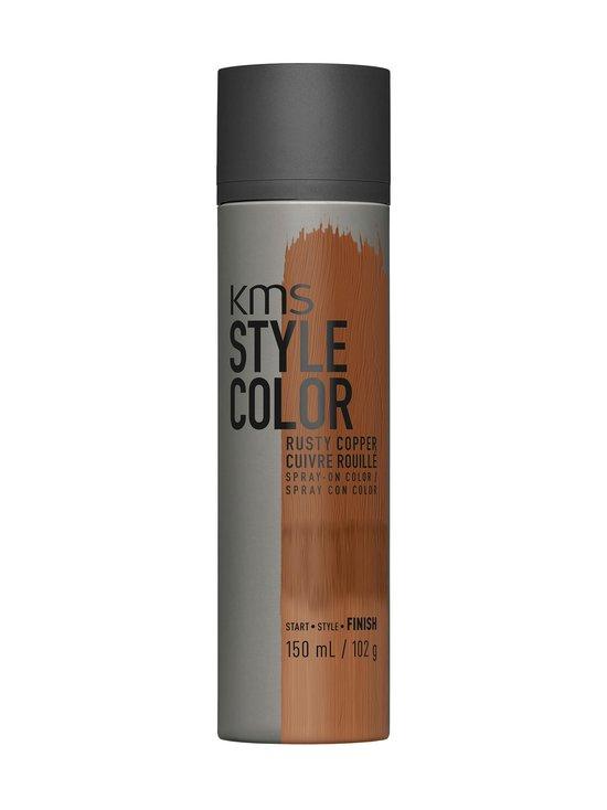 KMS - Style Color -värispray 150 ml - RUSTY COPPER   Stockmann - photo 1