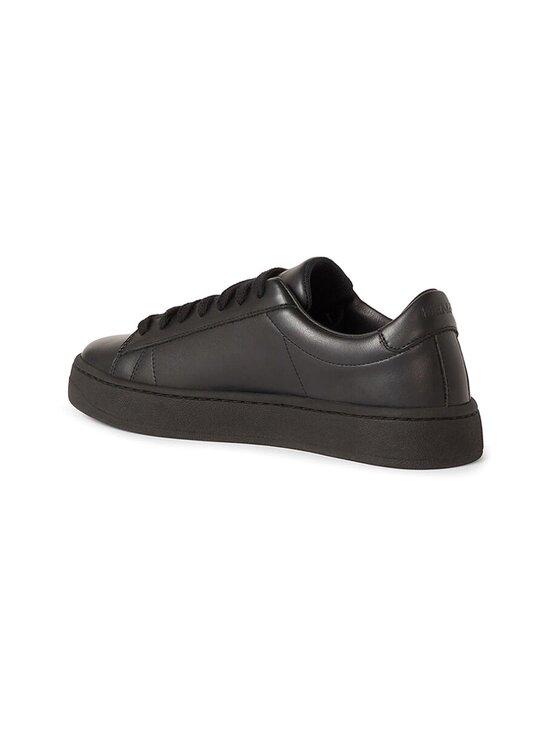 Kenzo - Kourt Lace Up -nahkasneakerit - 99 BLACK   Stockmann - photo 2