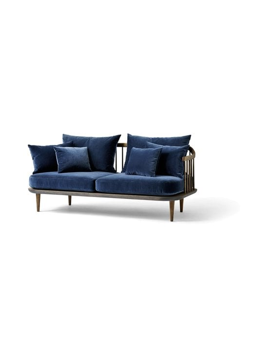 &tradition - Fly SC2 -sohva - SMOKED OILED OAK / DARK BLUE | Stockmann - photo 1