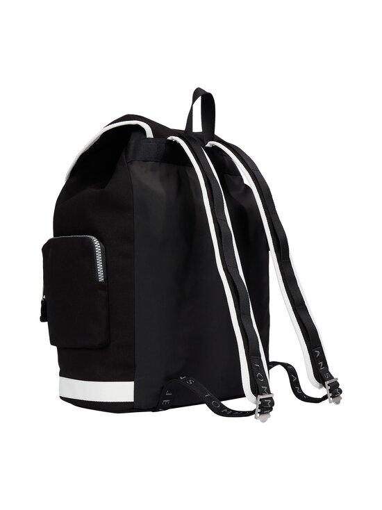Tommy Hilfiger - Heritage Oversize Backpack -reppu - BDS BLACK   Stockmann - photo 2