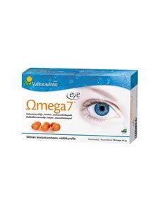 Bertils Health - Omega7-Eye -ravintolisä 90 kaps./64 g | Stockmann