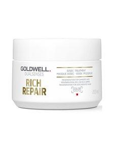 Goldwell Dualsenses - Rich Repair 60 sec Treatment -tehohoito 200 ml | Stockmann