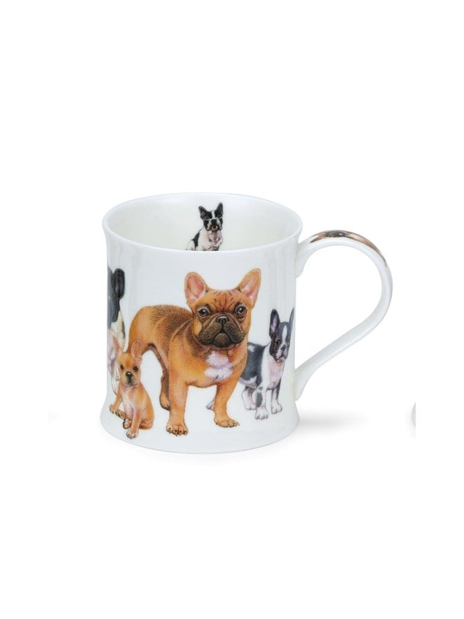Wessex Designer Dogs French Bulldogs -muki 0,3 l