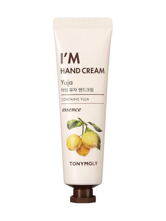 TONYMOLY - I'm Hand Cream Yuja -käsivoide 30 ml - NOCOL | Stockmann - photo 1