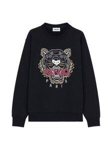 Kenzo - Classic Tiger Sweatshirt -collegepaita - 164XA.99 99 - LIGHT BRUSHED MOLLETON - BLACK | Stockmann