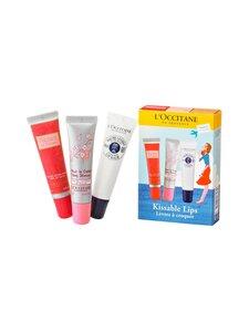 Loccitane - Kissable Lips -lahjapakkaus | Stockmann