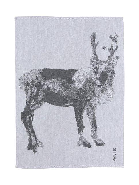 Fauna Poro -keittiöpyyhe 50 x 70 cm