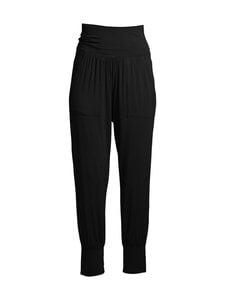 Deha - Viscose Yoga Pants -housut - 10009 BLACK | Stockmann