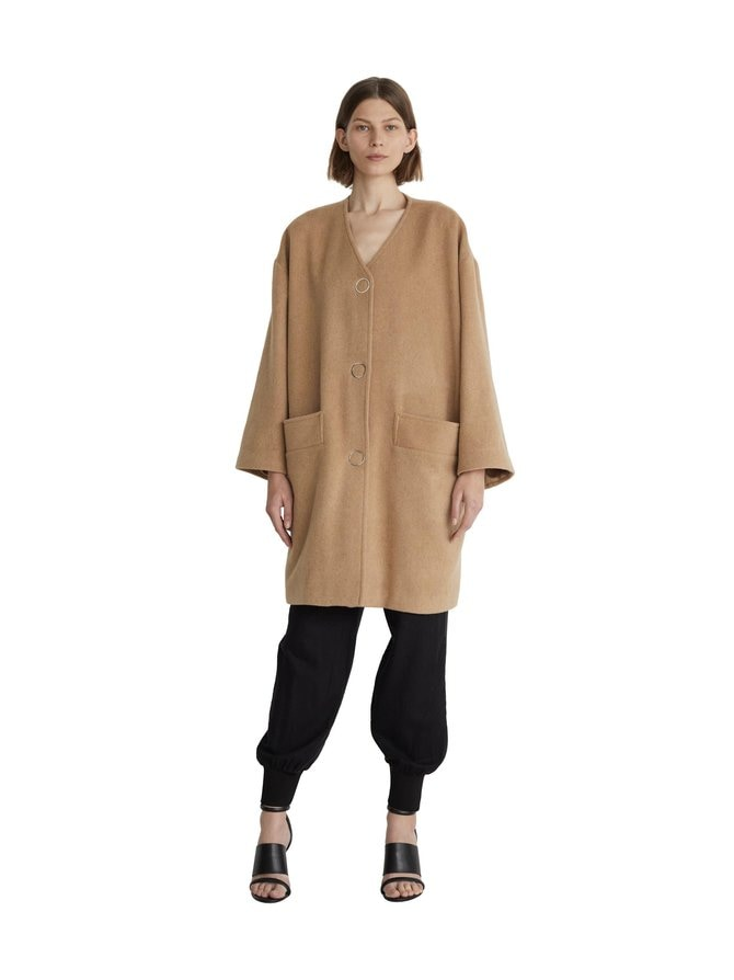 Omra Light Coat -takki