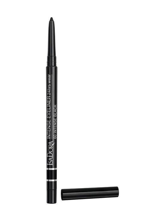 Isadora - Intense Eyeliner 24hrs Wear -silmänrajauskynä - BLACK   Stockmann - photo 1