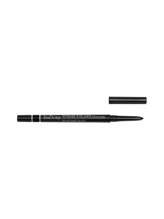 Isadora - Intense Eyeliner 24hrs Wear -silmänrajauskynä - BLACK   Stockmann - photo 3