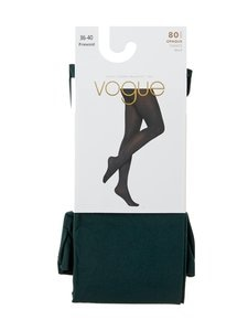 Vogue - Opaque 3D -sukkahousut 80 den - 0269 PINEWOOD | Stockmann