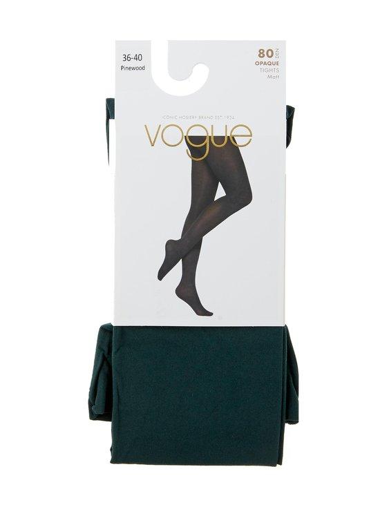 Vogue - Opaque 3D -sukkahousut 80 den - 0269 PINEWOOD   Stockmann - photo 1
