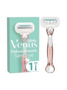 Gillette - Venus Deluxe Smooth Sensitive razor -höylä | Stockmann