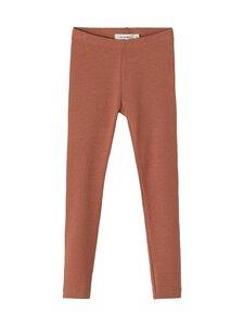 Lil' Atelier - NmfGaya-leggingsit - CAROB BROWN   Stockmann