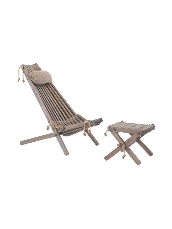 Ecofurn - EcoChair-nojatuoli + niskatyyny - MÄNTY | Stockmann - photo 2