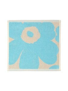 Marimekko - Unikko-pyyhe - 151 OFF WHITE, LIGHT BLUE | Stockmann