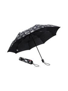 Lasessor - Muumi lomalla -sateenvarjo - MUSTA/VALKOINEN | Stockmann