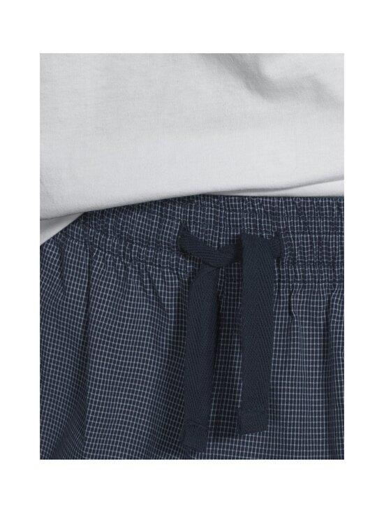 Cap Horn - Allan-pyjama - WHITE/ DK. NAVY CHECK | Stockmann - photo 3