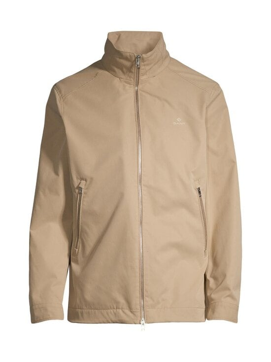 GANT - Midlength Jacket -takki - 248 DARK KHAKI | Stockmann - photo 1