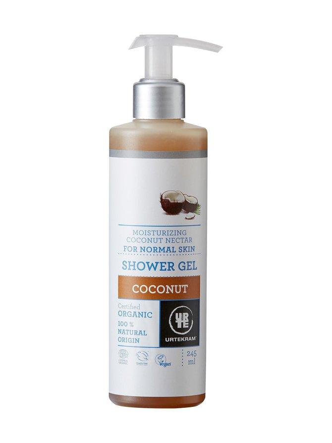 Organic Coconut Shower Gel -suihkugeeli 245 ml