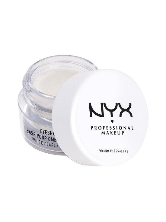 NYX Professional Makeup - Eye Shadow Base -luomivärin pohjustusvoide - 02 WHITE PEARL | Stockmann - photo 1