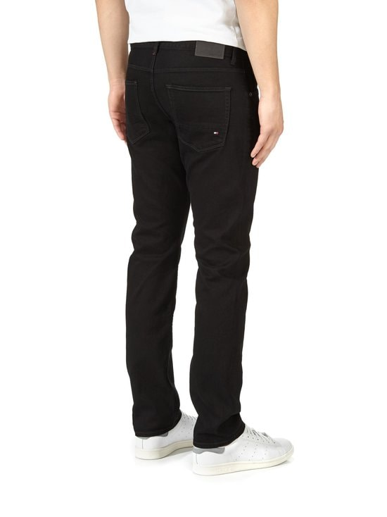 Tommy Hilfiger - Denton Straight Fit -farkut - CLEAN BLACK (MUSTA) | Stockmann - photo 2