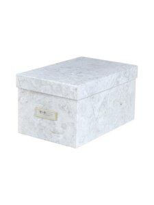 Bigso Box - Vilgot-säilytyslaatikko - 650 MARBLE | Stockmann