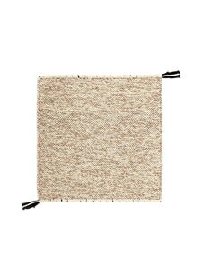 VM-Carpet - Duo Rae -matto - 7371 COPPER/WHITE COPPER/WHITE   Stockmann